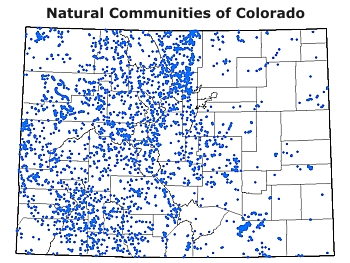 Natural Communities of Colorado